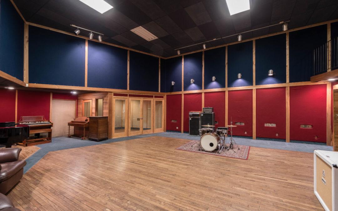 The Audio Department Studio